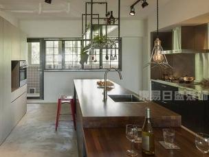 厨房新中式风格装修