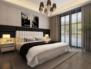卧室现代前卫装修