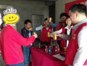 政法小区杨府施工现场